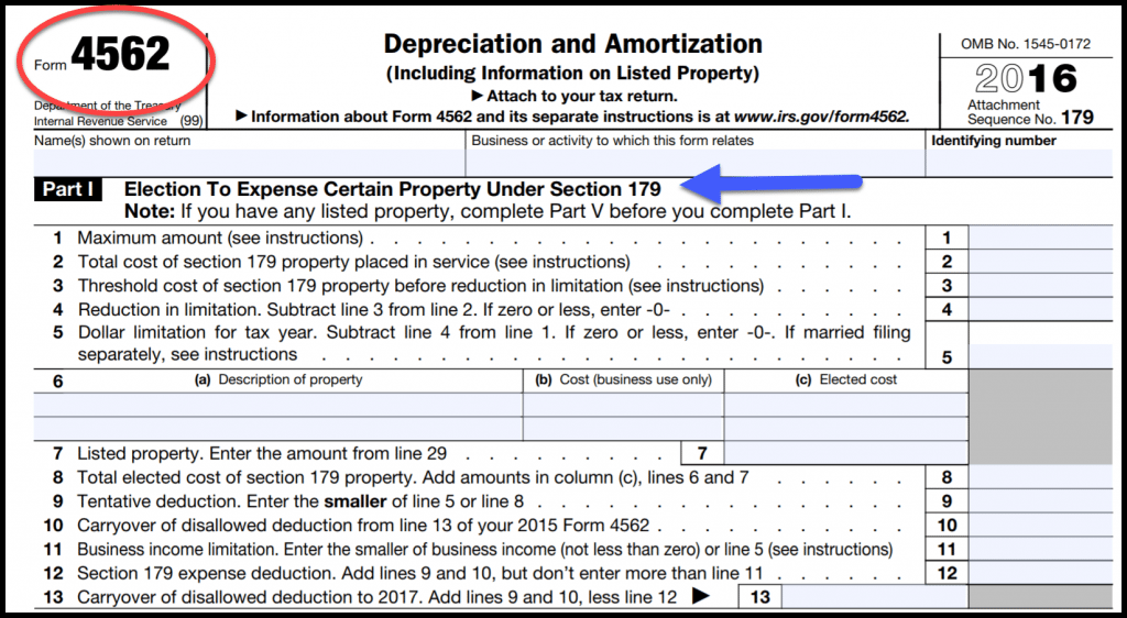 Tax Deduction Rental Property Depreciation
