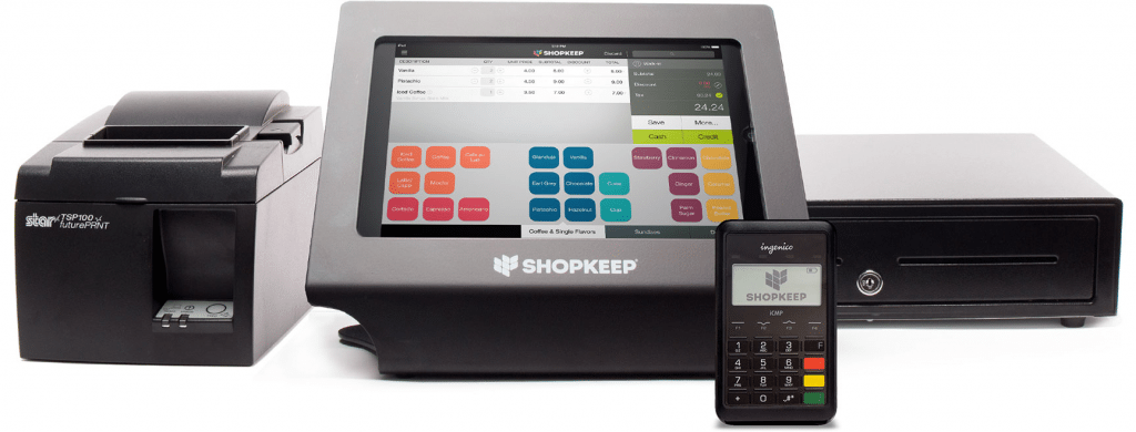 Best POS System reviews for 2018 - ShopKeep POS