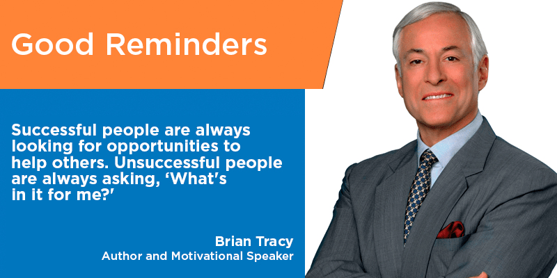 Brian Tracy customer service quotes tips from the pros