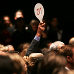 buying houses at auction