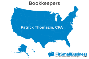 Patrick Thomazin, CPA Reviews & Services
