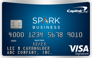 Capital One Spark Miles Reviews