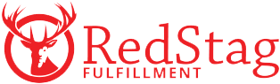 RedStag Logo - Best Fulfillment Warehouse for heavy and high value