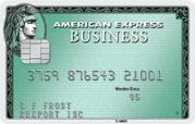 AmEx Business Green Rewards