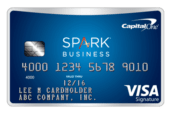 Capital One Spark Mile Select