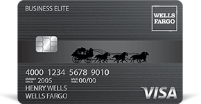 Wells Fargo Business Elite Card