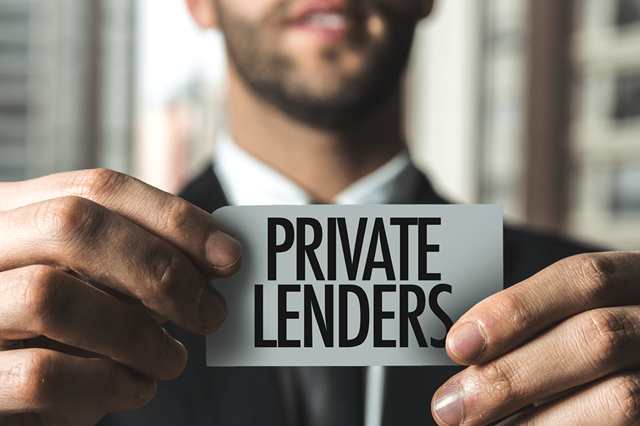 Private Lender Rates