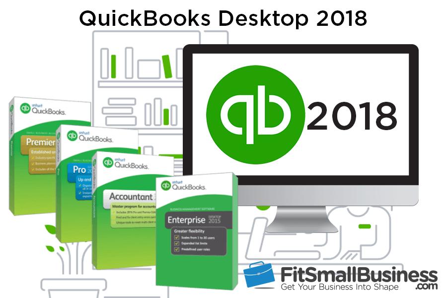 QuickBooks Desktop 2018