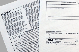 W-2 vs W-4: What's the Difference & When to Use Them