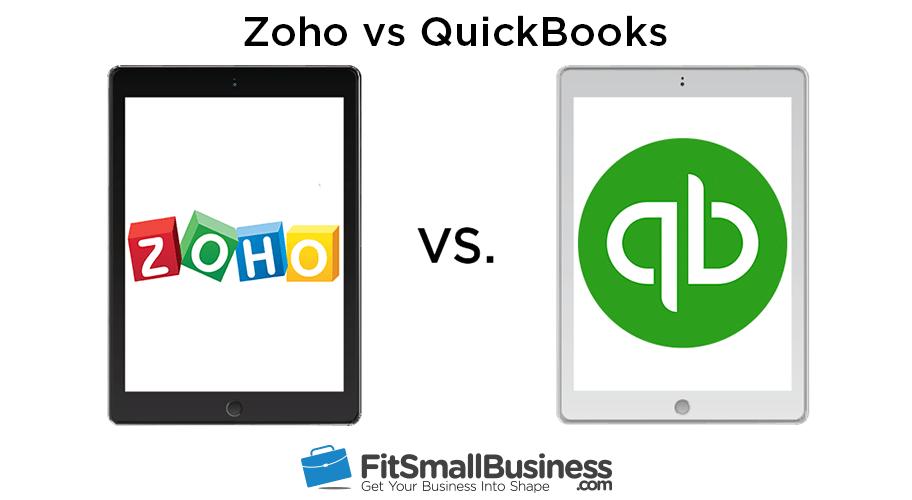 Zoho Books vs.QuickBooks