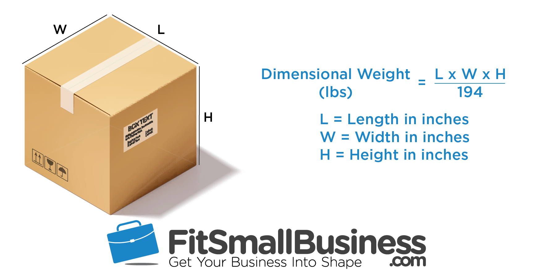 Dimensional Weight Calculator - USPS