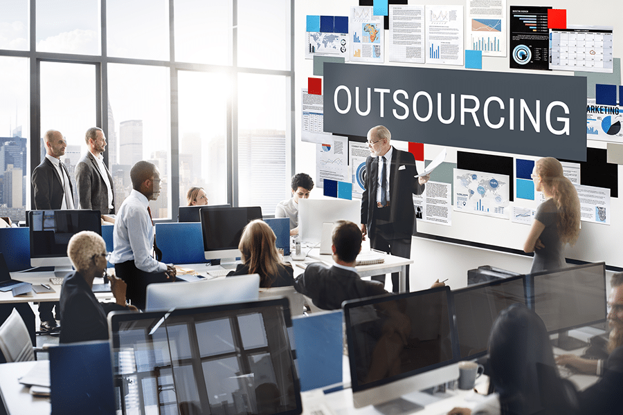 outline of hr outsourcing Human resource outsourcing: analysis based on  outsourcing hr is also seen as an effective way to bypass organizational politics and improve efficiency.