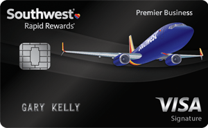 Southwest rapid rewards premier business credit card reheart Gallery