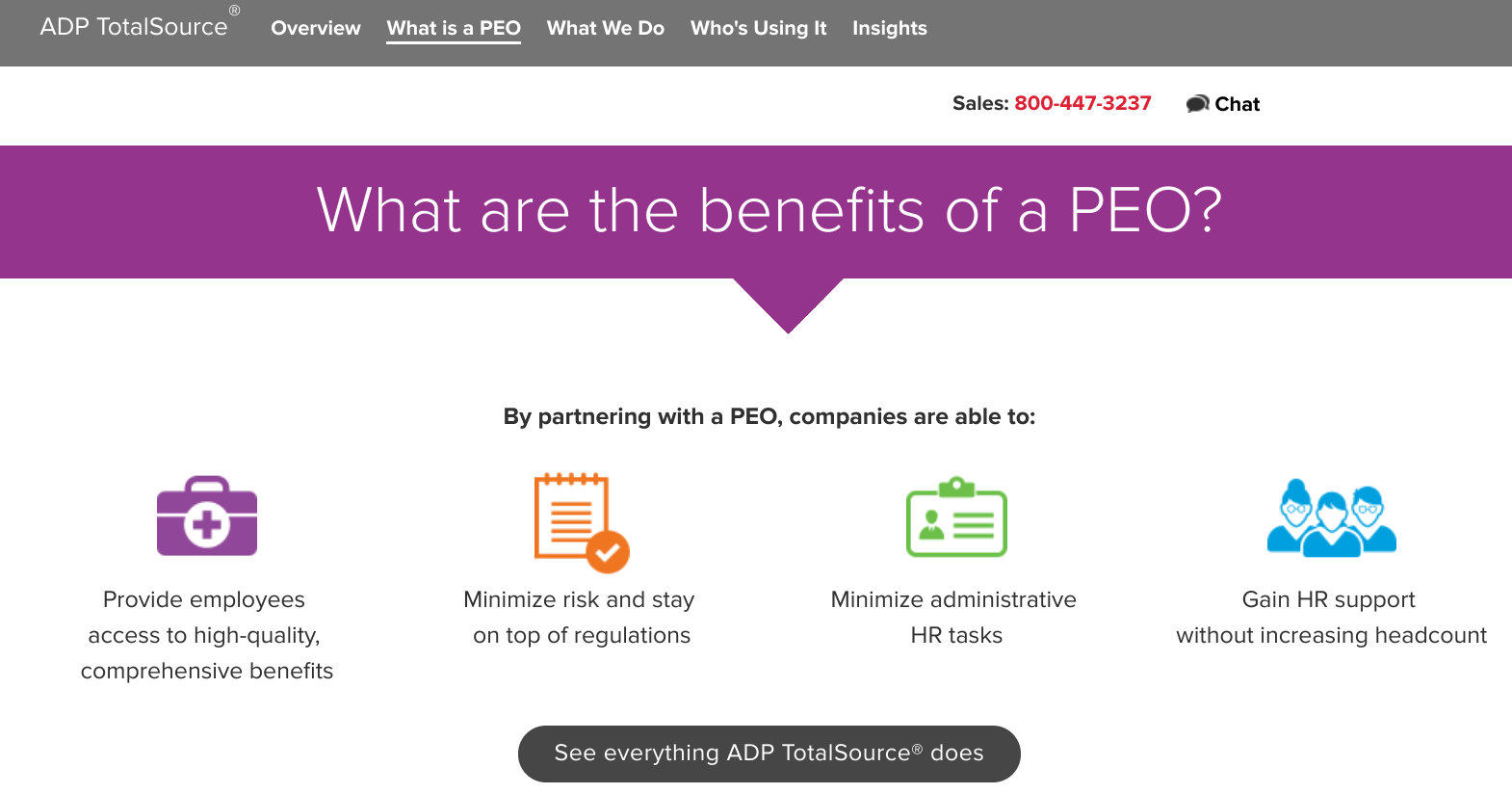 7 Best PEO Companies for Small Business