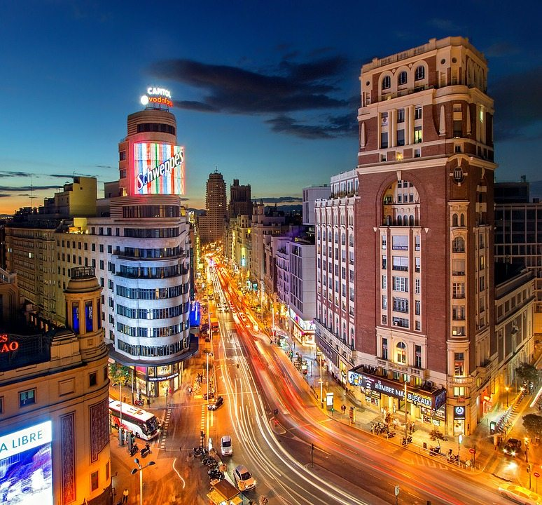 Madrid - Business travel