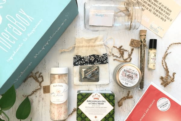 How to start a subscription box business - Therabox