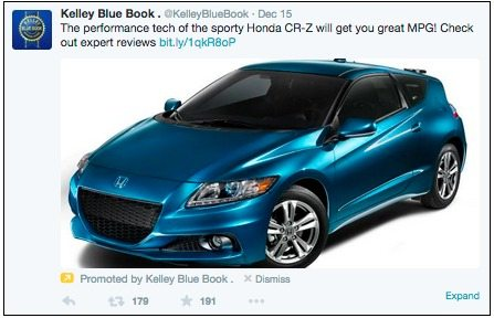 Kelly Blue Book-Retargeting ads-Tips from Pro