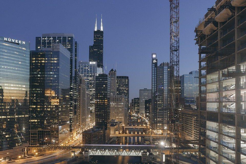 Chicago - find startup jobs