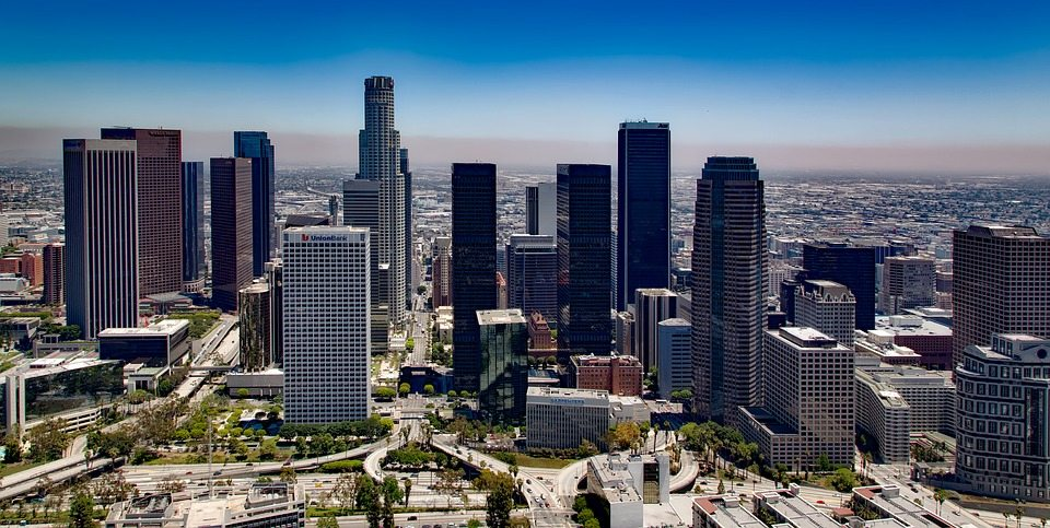 Los Angeles - find startup jobs