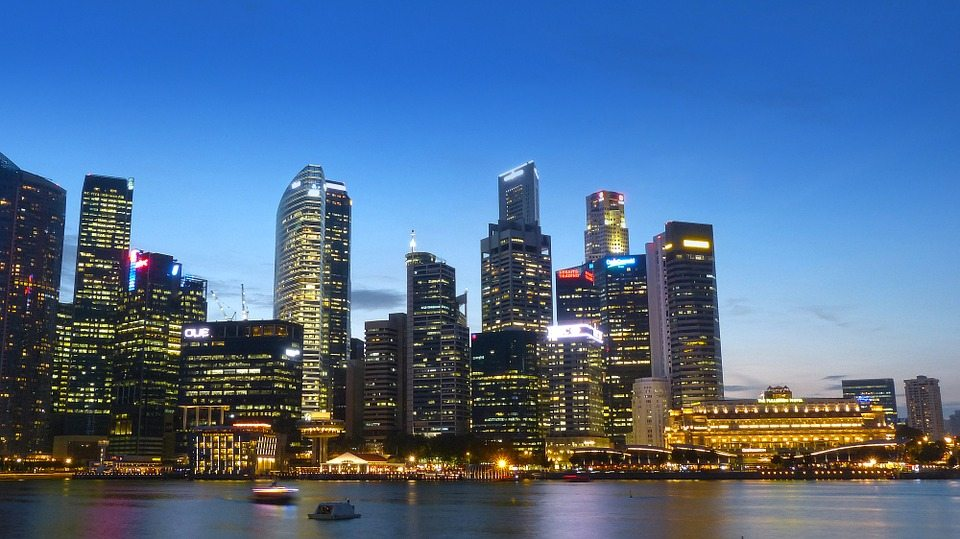 Singapore - Business travel