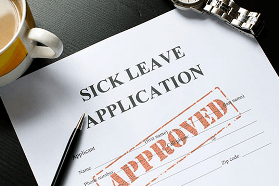 Image result for Sick Leave