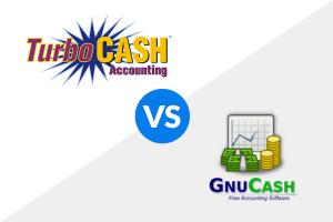 TurboCASH vs. GnuCash: Price, Features, & What's Best in 2018