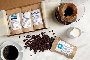 Bean Box Gourmet Coffee Sampler gifts for realtors