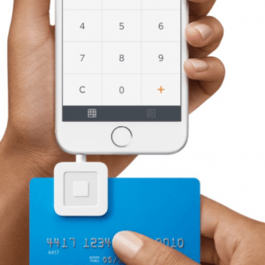Square credit card