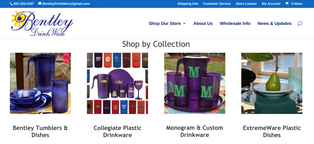 Setting up WooCommerce -- sample WooCommerce site