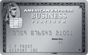 American Express Business Platinum