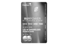 GM BuyPower Business Card