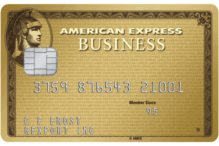 American Express Gold Rewards