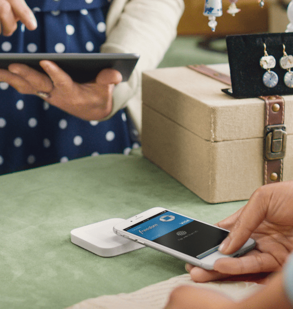 NFC payment -- how NFC payments work with Square
