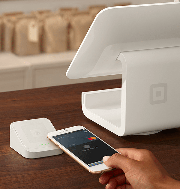 NFC payment -- how Square NFC payments work