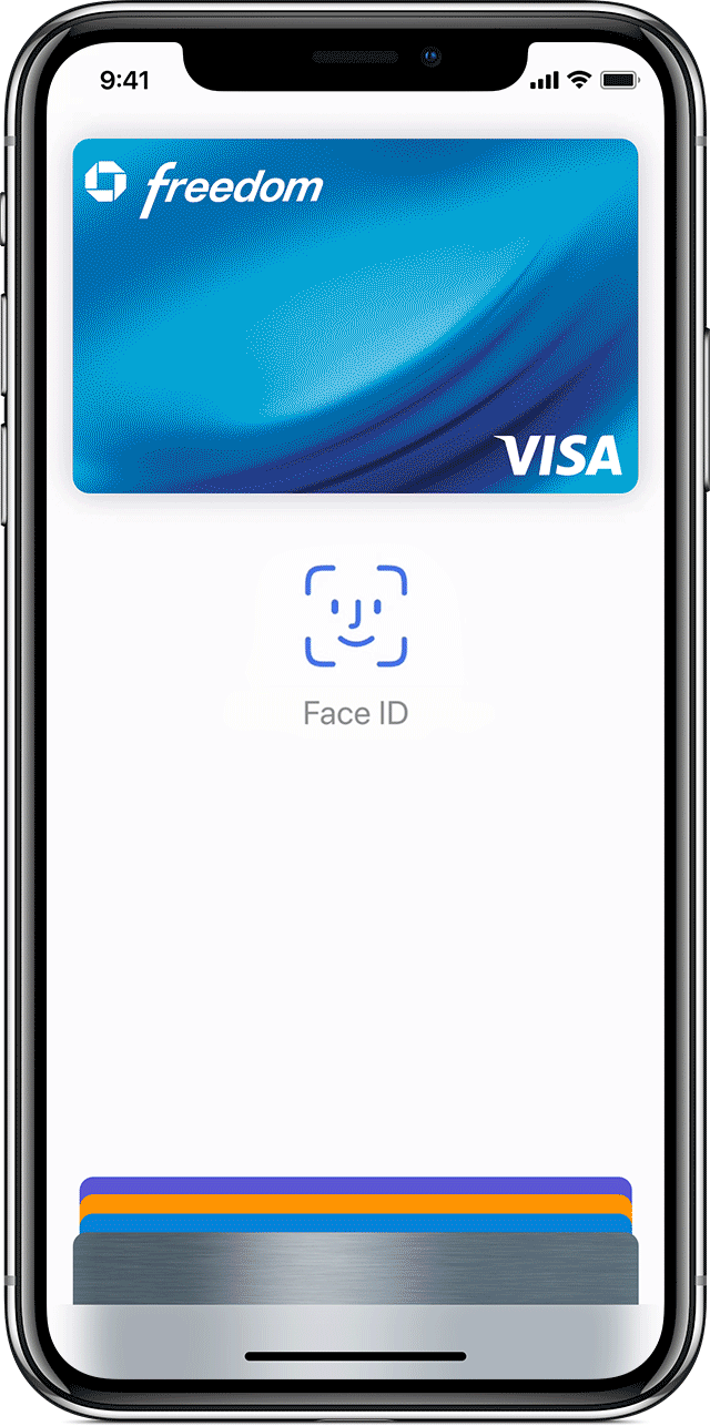 NFC payment -- how NFC payments work iPhone facial recognition