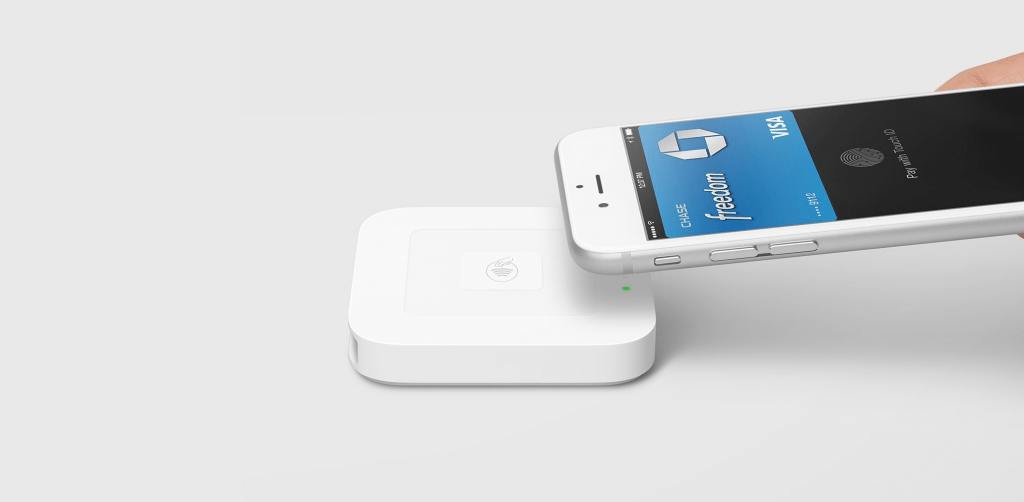 NFC payment -- how Square NFC payment readers work