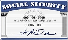 i-9 form SSN example