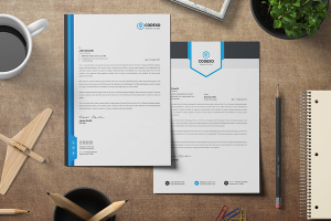 20 Best Business Letterhead Examples From Around the Web