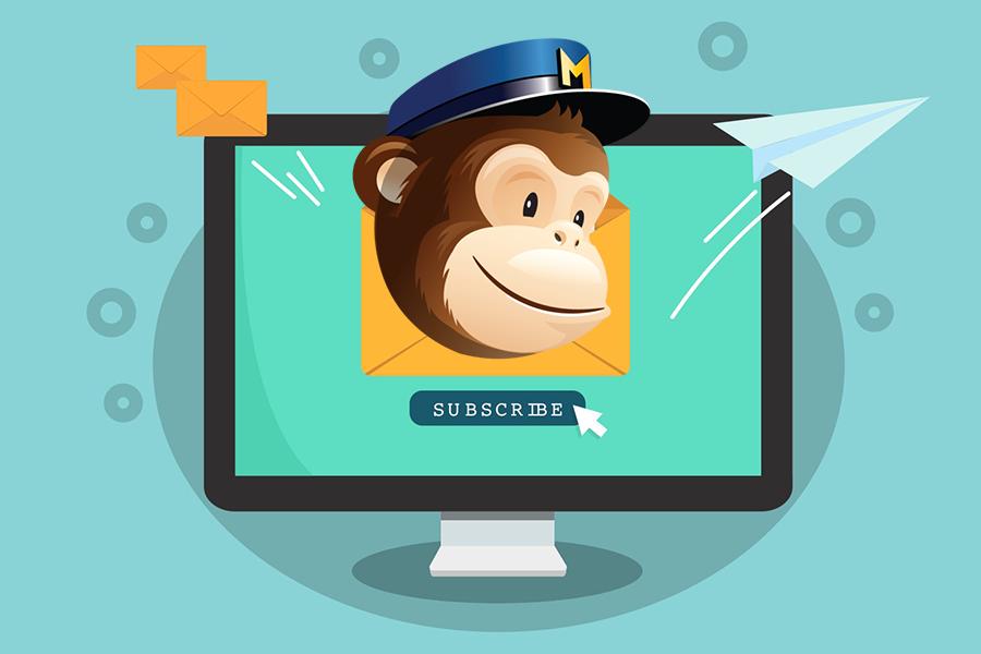 25 Best MailChimp Newsletter Templates from Around the Web