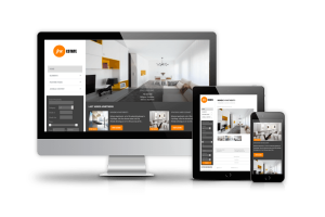 free estate homepage
