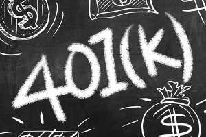 401(k) vesting schedule
