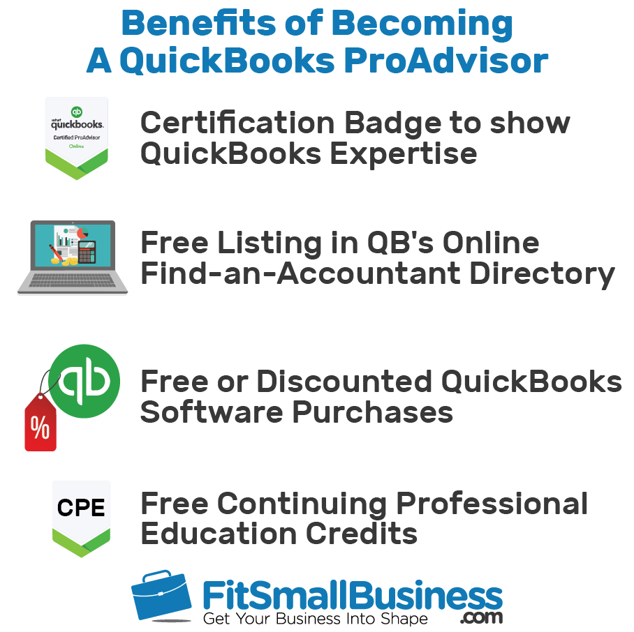 How To Become A Quickbooks Proadvisor In 3 Steps