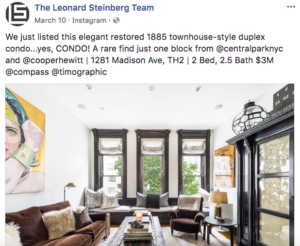 The Leonard Steinberg Team - Real Estate Facebook Posts - Tips from the pros