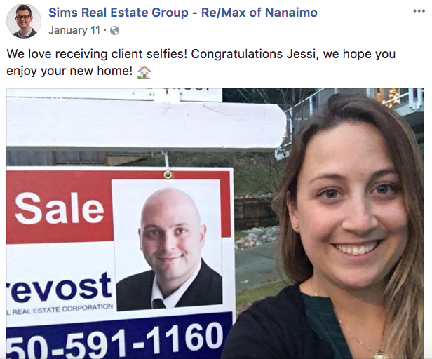 Sims Real Estate Group - Real Estate Facebook Posts - Tips from the pros