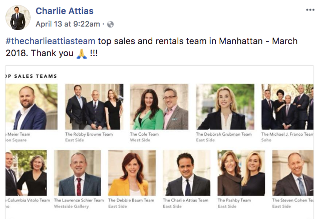 Charlie Attias - Real Estate Facebook Posts - Tips from the pros