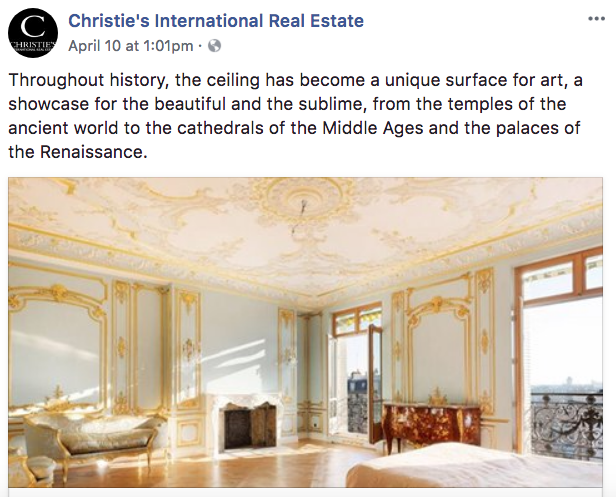 Christie's International Real Estate - Real Estate Facebook Posts - Tips from the pros
