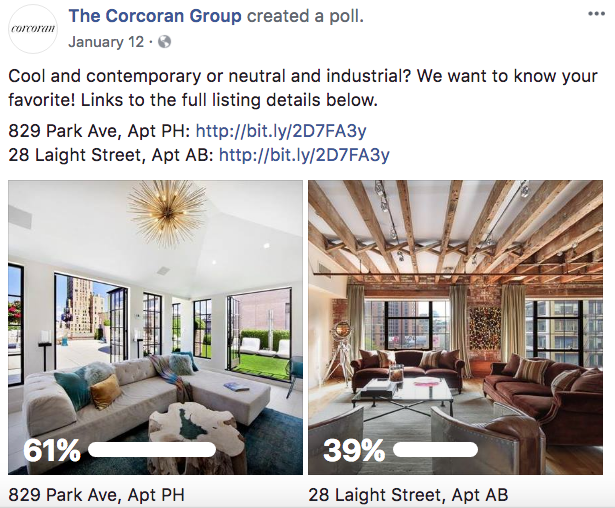 The Corcoran Group - Real Estate Facebook Posts - Tips from the pros