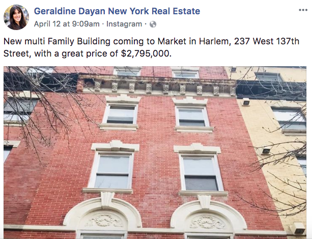 Geraldine Dayan - - Real Estate Facebook Posts - Tips from the pros