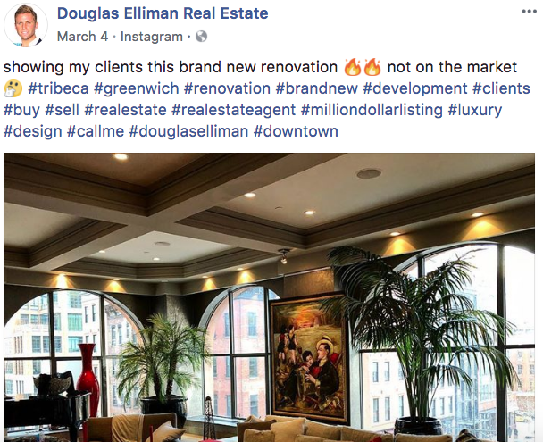 Douglas Elliman Real Estate - Real Estate Facebook Posts - Tips from the pros