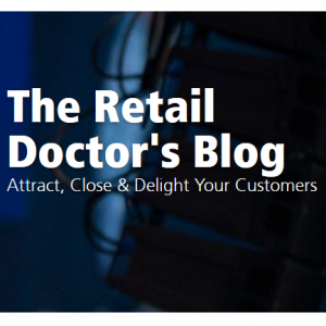 The Retail Doctor - selling online tips - Tips from the pros